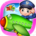 Kids Airlines Duty icon