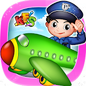 Kids Airlines Duty