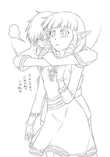 Drawing Anime Couple Ideas screenshots 8