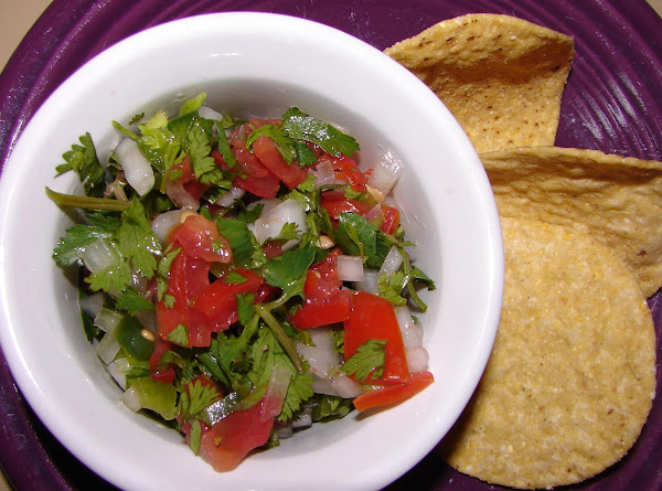 Salsa (the Authentic And Amazing Kind) Recipe