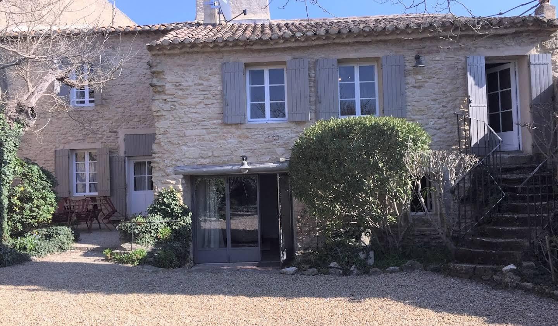 Maison avec piscine et jardin Cabrières-d'Avignon