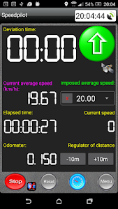 Speedpilot Pro screenshot 0