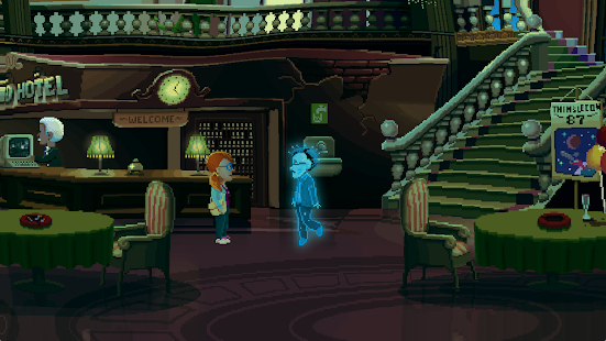 Thimbleweed Park Screenshot