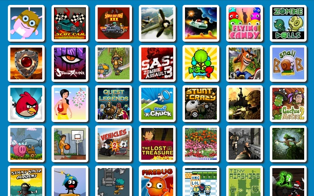 Play Best Free Online Games just within your Internet Browser! Enjoy big collection of Top Free Online Games !