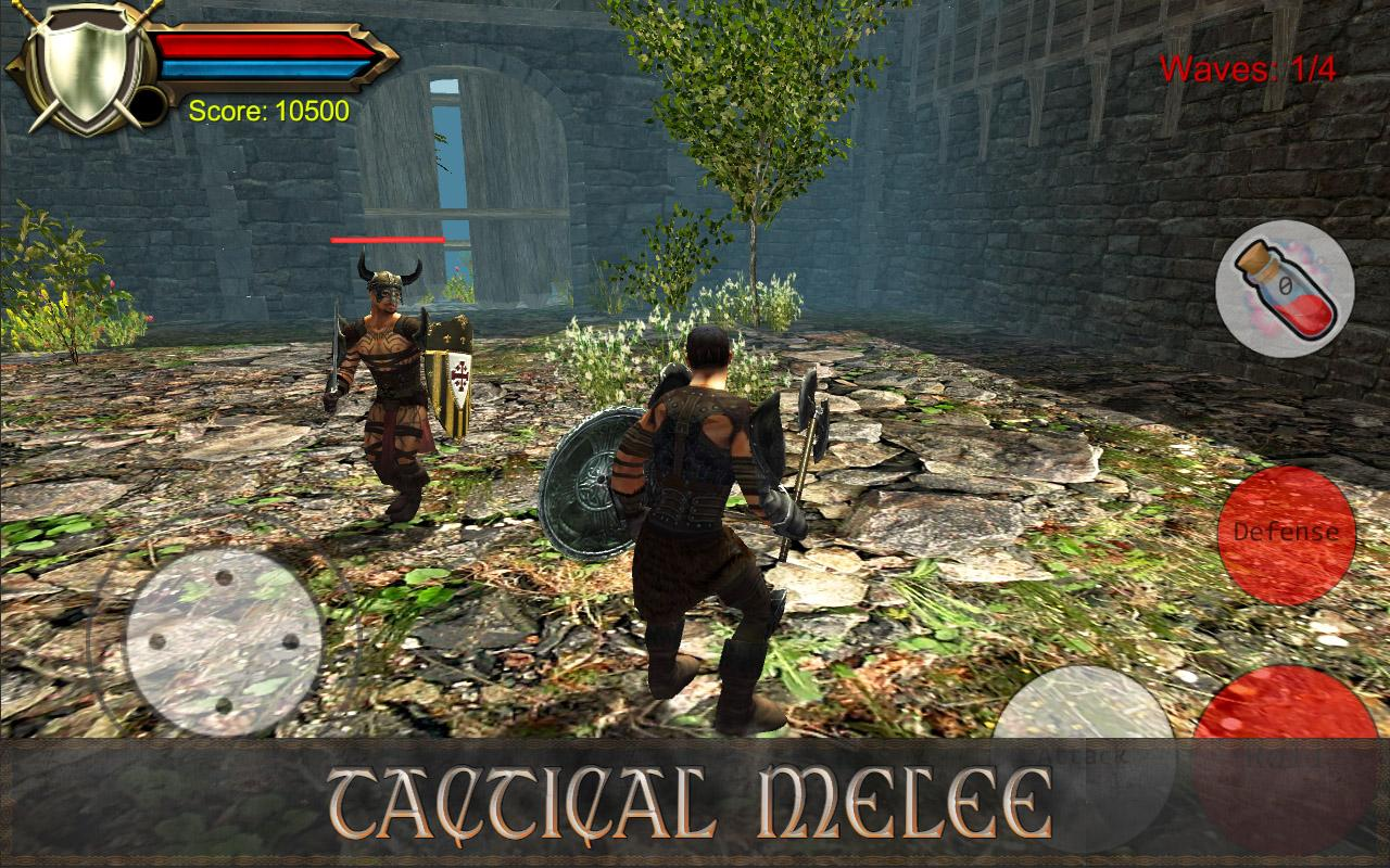 Kingdom Medieval- screenshot