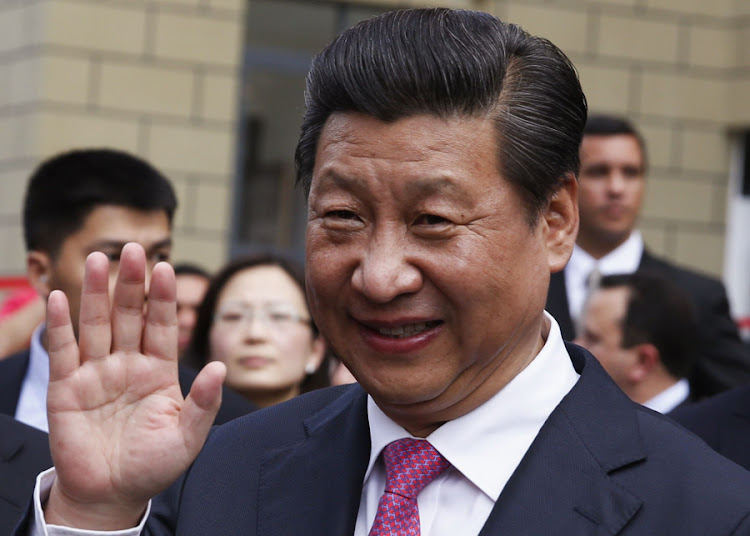 China's President Xi Jinping. Picture: REUTERS