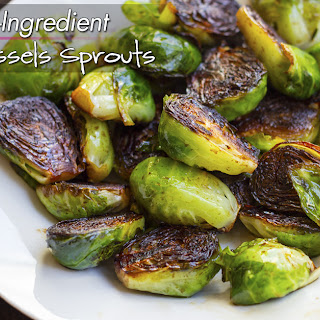 The PERFECT 10-minute Brussel Sprouts.
