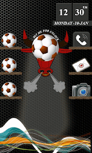 Football Go Locker Theme screenshot 0