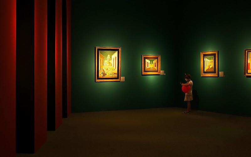 Melody al museo di Dariagufo
