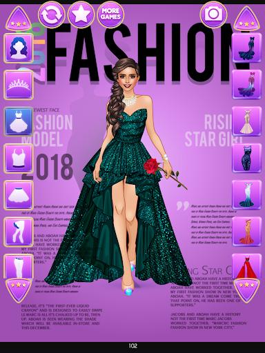 Fashion Model 2020 - Rising Star Girl 1.1 screenshots 14