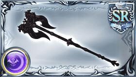 黒き依代の杖