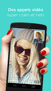 ooVoo Video Call, Text & Voice Capture d'écran
