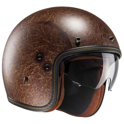 HJC FG-70s Vintage (brown)