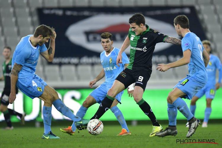 Belgische aanvaller verbreekt na enkele weken contract al bij Duitse club