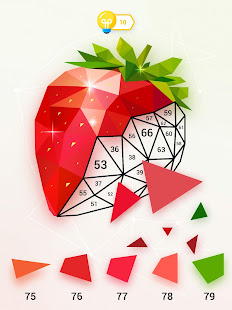 inPoly – Poly Art Puzzle 12