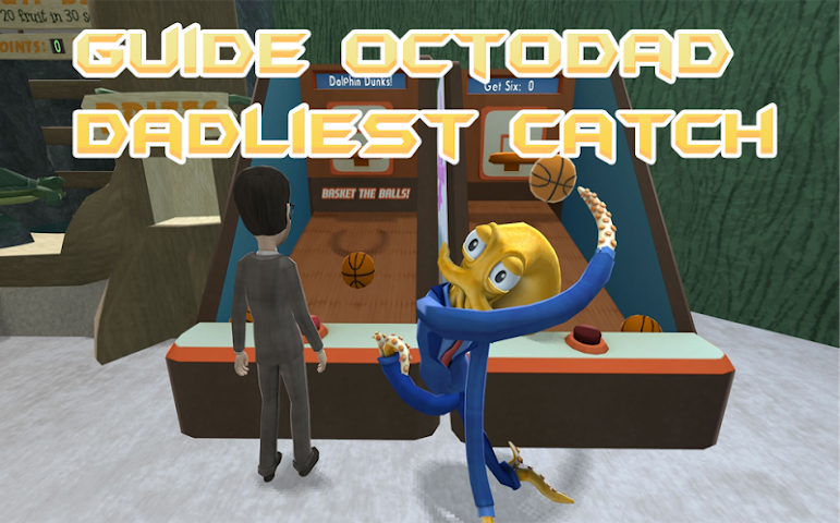 android Guide Octodad: Dadliest Catch Screenshot 4