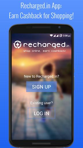 Recharged: Shop Earn Cashback