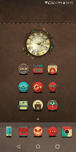Retron-UI Icon Pack screenshot 3