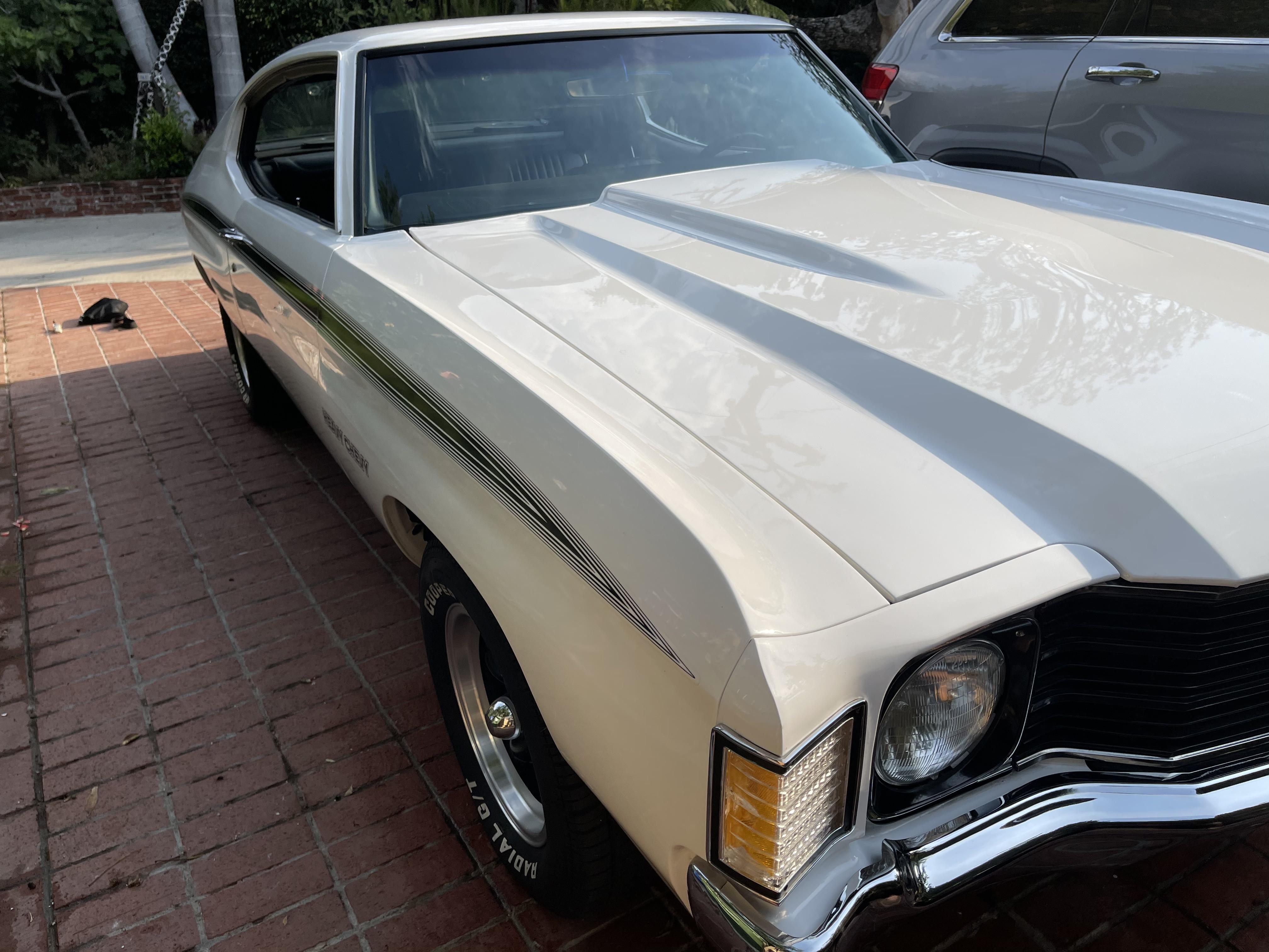 Chevrolet Heavy Chevy Hire Los Angeles
