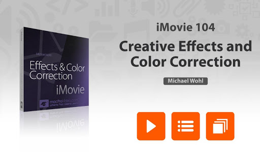 FX Color Course For iMovie