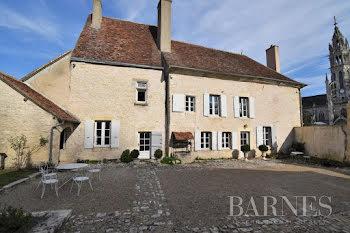 hôtel particulier à Châteauneuf-sur-Cher (18)