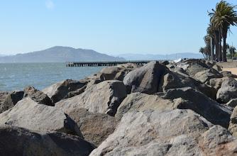 Photo: Rocks on Treasure Island