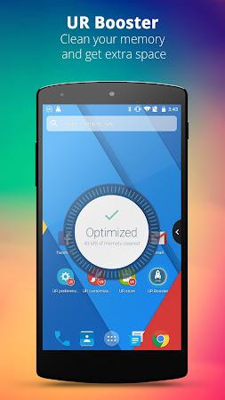 UR 3D Launcher—Customize Phone 3.0.1553.0 screenshot 411844