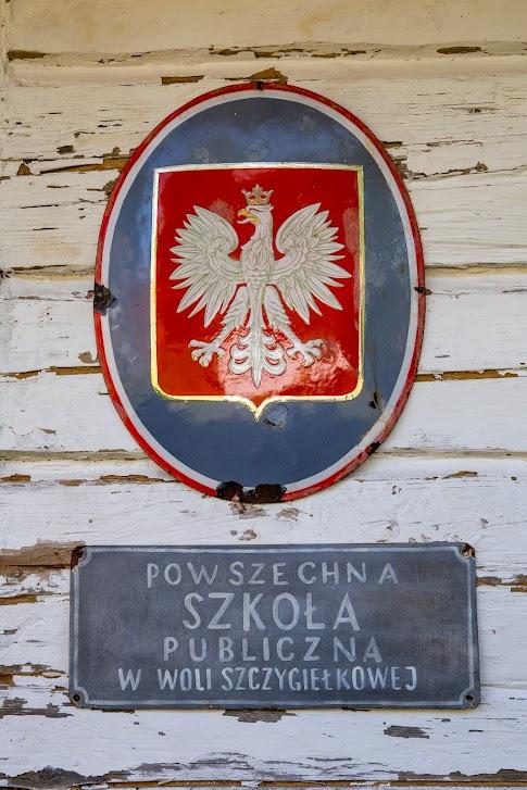 szkoła, Muzeum Wsi Kieleckiej