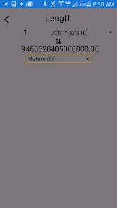 Measurement Converter by TFC screenshot 1