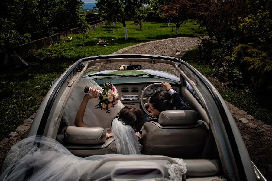 婚禮攝影師Casian Podarelu(casian)。16.05.2019的照片