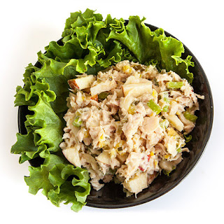 Tuna Apple Salad.
