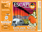 Escape Redlands Nights Orange Blossom Ale