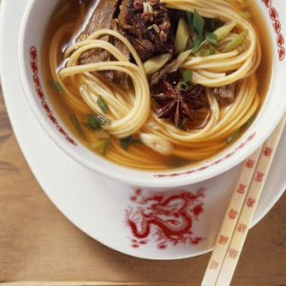 Noodle Broth with Star Anise.
