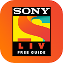 Guide for SonyLIV - Live TV Shows & Movies Tips icon