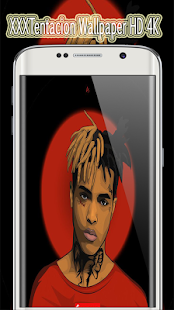 XXXTentacion Wallpaper HD 4K - náhled
