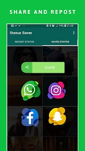Status Saver Status Download For whatsapp App Download For Android and iPhone 7