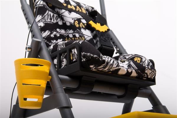 3D-печать: Ходунки для инвалидов напечатали на 3D принтере