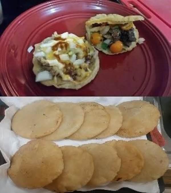 Gorditas - Crispy Puffy Tacos Recipe