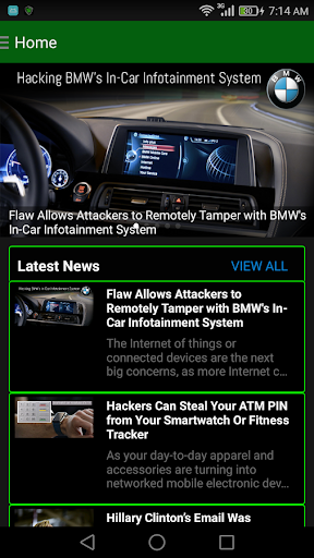 Geek App 2.0- Hacking Tutorials,News- Alien Skills 2.2 screenshots 3