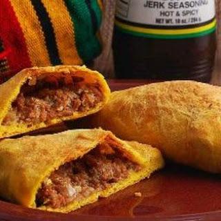 Jamaican Meat Patties.