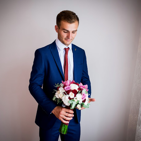 Wedding photographer Sergey Dyadinyuk (doger). Photo of 14.02.2018