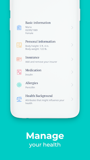 Ada – your health companion screenshot 6