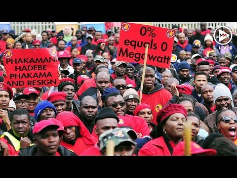 The National Union of Mineworkers has threatened to take the fight against the unbundling of Eskom to Luthuli House.