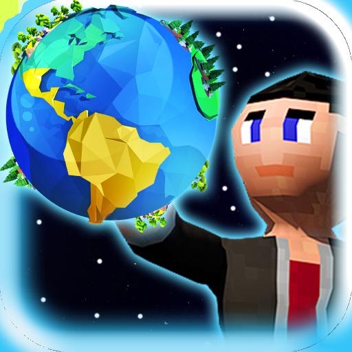 EarthCraft: World Exploration & Craft in 3D