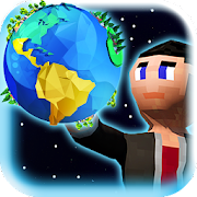 EarthCraft 3D: Block Craft & World Exploration [Mega Mod] APK Free Download