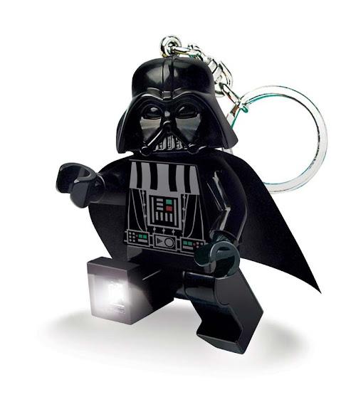 Imagen de contenido Llavero con Luz Led Lego® Darth Vader