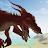 Flying Fire Drake Simulator 3D logo