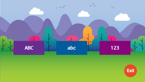 Kids ABC - Tracing & Phonics for English Alphabet Screenshot