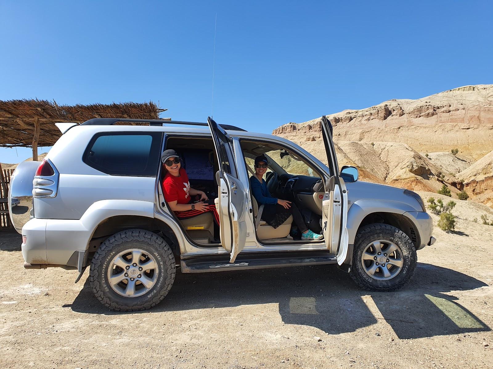 SUV kazakhstan tour
