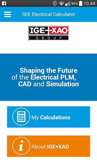 SEE Electrical Calculator V2